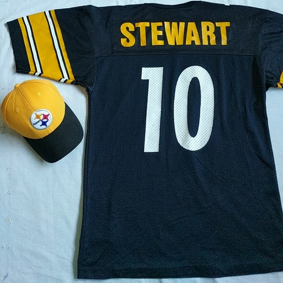 2247029bc Champion Other - W  free hat Steelers NFL Kordell Stewart Jersey